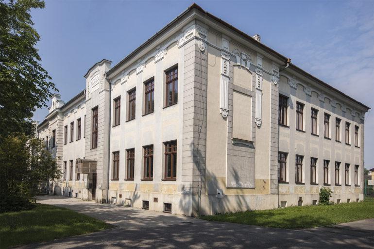 Umělecká škola v Ostravě Zábřehu