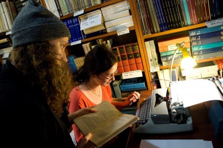 Vědecká knihovna workshop