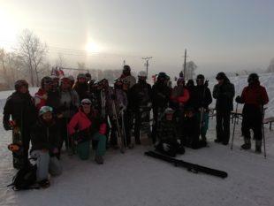 lyžařský kurz 2020